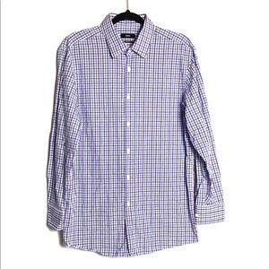 Boss Hugo Boss shaped fit button up shirt